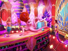 Barbie The Pearl Princess Picture
