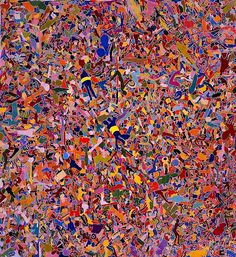 Alighiero Boetti, Everything (1987 - 1988) on ArtStack #alighiero-boetti #art