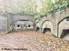 Le fort de Mons-en-Baroeul - Grande Guerre Lille - Mémoire et fortifications - Fortifications, sites et lieux de Mémoire.
