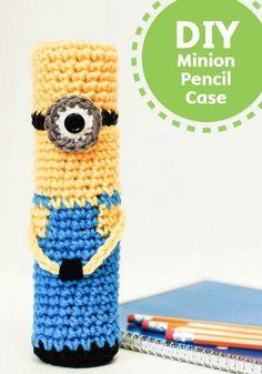Keychain Minions | Crochet/haken | Pinterest | Minions and Birthdays