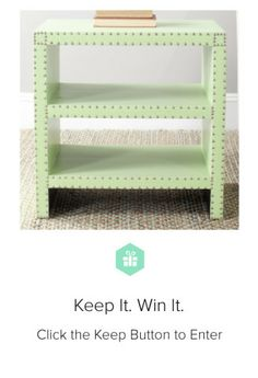 Win a Safavieh Lacey End Table from @Wayfair.com and @lindsay eller