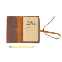 A gentleman should always be ready to jot down notes, or illustrate ideas, and inspiration. This rugged cover allows you to have your Field Notes memo book, Moleskin or even your passport with you at all times. Also, tuck away scrap notes or references in the inside pockets.Stock