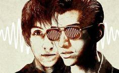 Arctic Monkeys artwork illustration by Oscar Gimenez Arctic Monkeys, Alternative Rock, Monkey 3, Music Illustration, Illustrations, The Last Shadow Puppets, Punk, Alex Turner, Poster Pictures
