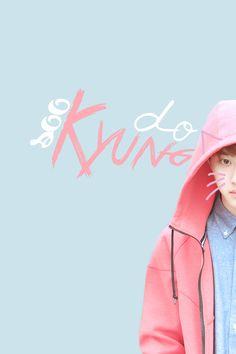 might be my new wallpaper now Kyungsoo, Kaisoo, Exo Chanyeol, Exo Nature Republic, Wallpaper Pink And Blue, Exo Anime, Anime Flower, Sehun Cute, Baekhyun Wallpaper