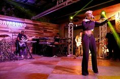 Mary performing in the Samsung Musicians Showcase finale 17 March 2015 at SXSW INDEPENDENT FILM FESTIVAL & MUSIC SHOWCASE