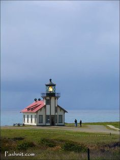 Point Cabrillo Lighthouse, CA .