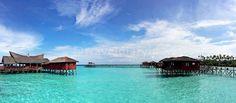 The Story Of Our Epic Journey: Maratua Paradise Resort, Ini Indonesia kawan. #maratuaparadiseresort #maratua #beach #maldives