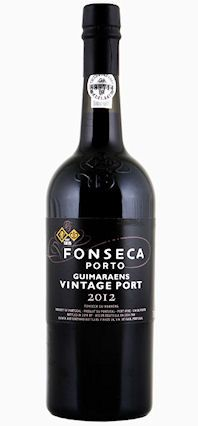 Fonseca Guimaraens Vintage 2012. Édition limitée.