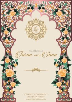 Traditional Invites - P&M Designs by Tanvi Pictures Invitation Background, Invitation Card Design, Invites, Wedding Vendors, Wedding Blog, Wedding Planner, Indian Wedding Invitation Cards, Wedding Cards, Housewarming Invitation Templates