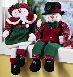 Mr or Mrs Musical Plush Holiday Plaid Snowman Christmas Festive Decoration New Felt Christmas Decorations, Snowman Decorations, Felt Christmas Ornaments, Plaid Christmas, Christmas Snowman, Snowman Crafts, Christmas 2019, Christmas Crafts, Holiday Decor