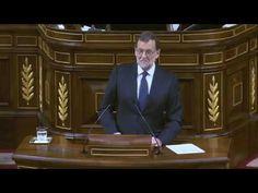 Mariano Rajoy muy chulito y vacilando a Pablo Iglesias