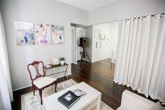 nice Vintage Meets Modern Studio Space