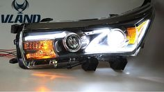 (535.00$)  Know more - http://ai0go.worlditems.win/all/product.php?id=32720149892 - Free shipping vland factory 2014-2016  for Corolla  LED  headlight !High brightness!Xenon HID  lamp !