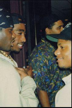 2pac & Eazy-E