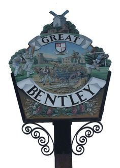 Coop Goes to Europe Part 40 – Great Bentley Summer In England, English Village, My Kind Of Town, My Ancestors, Decorative Signs, My Heritage, Shop Signs, Signage, Europe
