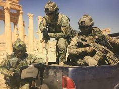 Spetsnaz/Syria/RUSSIAN SOF/SSO/CCО