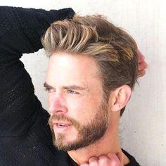 40 Best Blonde Hairstyles For Men 2019 #Blonde #hairstyles #Men