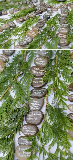 A Fairytale Lake Wedding in Maine Wedding Name Cards, Wedding Inspiration, Wedding Ideas, Woodland Wedding, Princess Wedding, Fairy Tales, Rock, Inspired, Blog