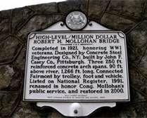 The Million Dollar Bridge.