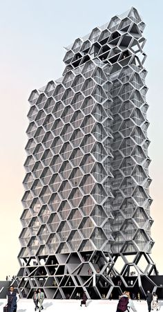 Rosamaria G Frangini | Architecture Photography | Michel Rojkind: Hex Tower, Mexico City