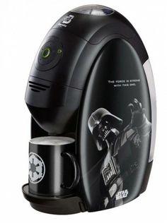 Nestle Coffee Make - Vader