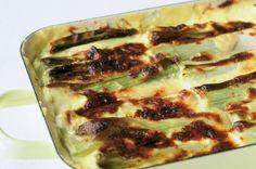 Cheesy leeks recipe - goodtoknow