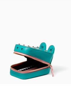 swamped alligator coin purse | Kate Spade New York