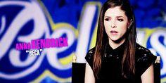 Anna Kendrick Beca Anna Kendrick Pitch Perfect, Pitch Perfect 2, Saga, Blog, Blogging