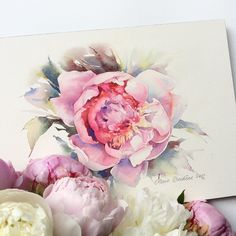 best Olena Duchene images by Ayako M on . Watercolor Sketch, Watercolor Artists, Watercolor And Ink, Watercolor Illustration, Watercolor Flowers, Watercolor Paintings, Artist Painting, Tattoo Watercolor, Art Floral