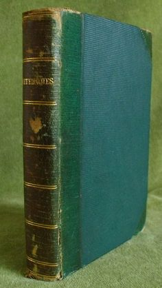 Whiteladies By Mrs Oliphant Copyright Edition In Two Volumes Bound As One - Complete Full English Text Leipzig Bernard Tauchnitz 1875 The book