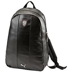 Puma Ferrari Backpack #bag #covetme #puma