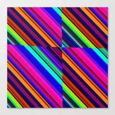 Re-Created Cross No. 4  #Stretched #Canvas by #Robert #S. #Lee - $85.00
