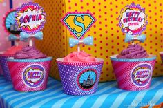 Superhero party ideas like Joker Juice will make your little one's birthday party out of this world! Description from pinterest.com. I searched for this on bing.com/images