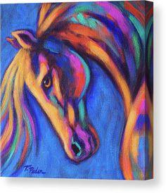 Southwest Art, Equine Art, Wildlife Art, Horse Art, Stretched Canvas Prints, Canvas Material, Painting Inspiration, Art For Sale, Fine Art America