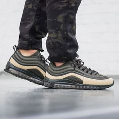 8fafd93e43f With all the hustle and bustle lately we wanted to draw your attention to  these Air Max 97 Ultra SE in the Sequoia colorway.
