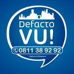 Defacto VU : Defacto lance un nouveau dispositif qui permet aux usagers de signaler les dysfonctionnements observer sur l'espace public de La Défense
