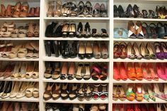 organize my shoes