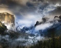 Yosemite by npturner