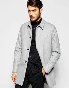 Noak Wool Trench Coat
