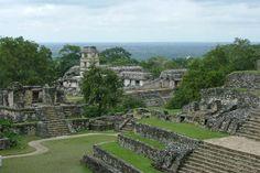 Palenque is one of the grandest Mayan ruins you will ever see