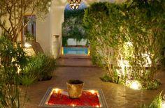 Riad l'Orangeraie, Maroc. Riad de charme au coeur de la Medina (Marrakech)