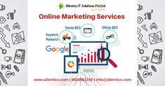 Digital Marketing Company Provides Online Internet Marketing Services in Pune India:Allentics Seo Digital Marketing, Online Marketing Services, Internet Marketing Company, Online Marketing Strategies, Seo Services, Email Marketing, Content Marketing, Web Design, Competitive Analysis