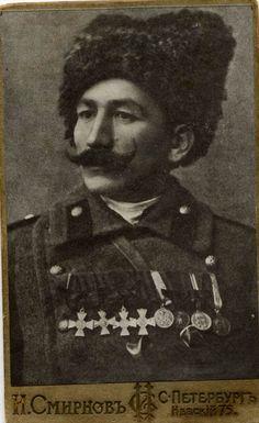 Георгиевские кавалеры