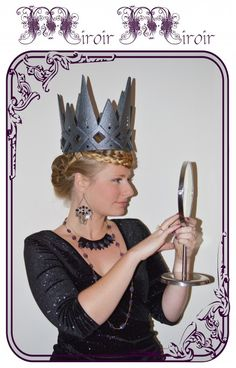 Halloween costume DIY : the evil queen from snow white ! @Staci Amend Berlioz