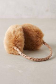 Faux Fur Earmuffs