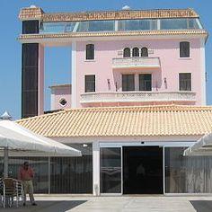 Esplanada do Hotel do Sado Business & Nature * * * * - vista palacete Free Hotel, Business, Outdoor Decor, Nature, Home Decor, Naturaleza, Decoration Home, Room Decor, Store