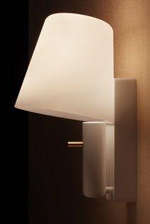 Iluminación de interiores Elegante lámpara de pared lámpara ...