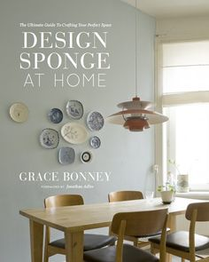 Design*Sponge at Home: The evolution of the book cover (a variation that didn't make the final cut)