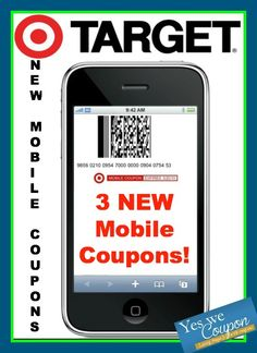 3 New HOT New Target Mobile Coupons + Deals! - http://yeswecoupon.com/3-new-hot-new-target-mobile-coupons-deals/