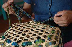Artesanato com Palha de Taboa Garante Renda e Sustento para Inúmeras Famílias de Artesãos Brasileiros